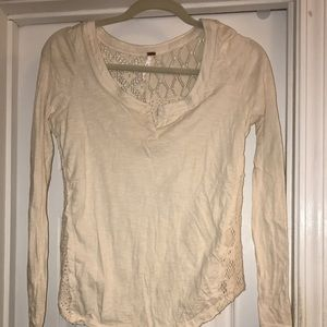 Free People Designed Back Top